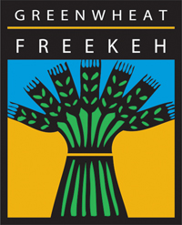 GW Freekeh Logo - GreenWheat Freekeh 200g